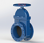 GATE VALVE RESILIENT SEATED