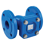 CHECK VALVE BALL TYPE FLANGED
